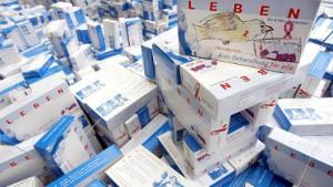 Patienten und Apotheker betrügen Kassen mit Aids-Rezepten