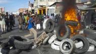 Neue Proteste gegen Präsidenten