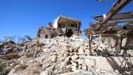 Angriffe in Syrien verschärfen amerikanisch-russische Spannungen