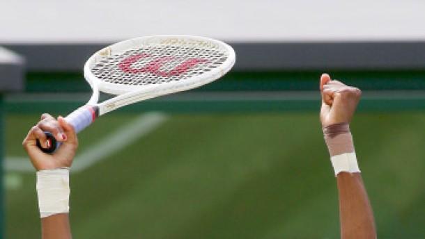 Venus Williams entdeckt die Liebe zum Tennis aufs Neue