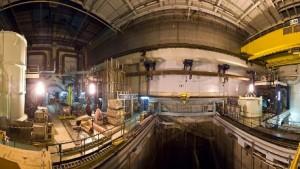 Wie Frankreich einen Reaktor zerlegt