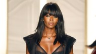Naomi Campbell zeigt sich in Dessous