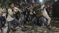 Muslime protestieren gegen christlichen Gouverneur von Jakarta