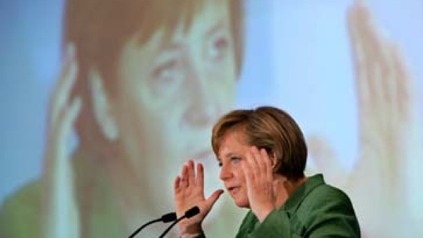 Merkel gibt sich bei Reichensteuer hart