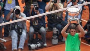 Rafael Nadal – auch auf Rasen eine Gefahr?