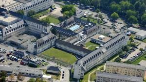 Washingtons Drehscheibe in Deutschland