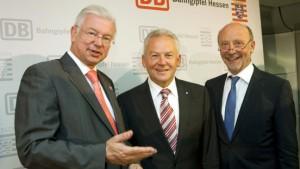 Bahn investiert mehr Geld in Hessen