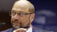 EU-Parlamentspräsident Schulz: Europa ist in einem schlechten Zustand