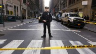 Schießerei im Zentrum New Yorks