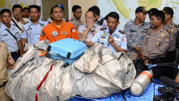 Traurige Gewissheit in Surabaya