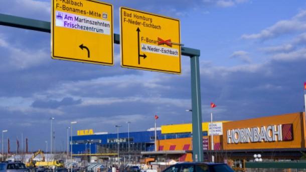 Ikea Und Hornbach Sind Schon In Nieder Eschbach   Segmüller Würde .