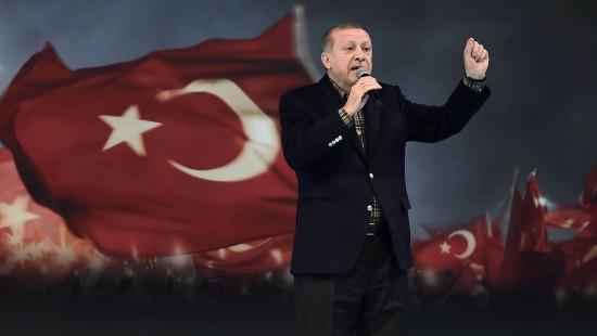 """Erdogan wirft Deutschland """"Nazi-Praktiken"""" vor"""
