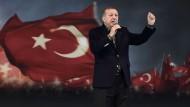Erdogan wirft Deutschland Nazi-Praktiken vor