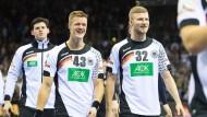 Deutsche Handballer wollen Weltmeister werden
