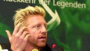 Boris Becker will sich feiern lassen