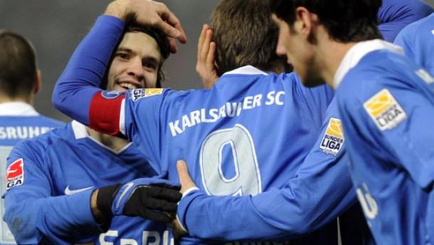 Karlsruher SC beendet Negativserie