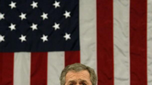 Demokraten: Bush führt Amerika in die Isolation
