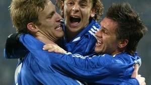 Schalke rettet deutsche Fußballehre