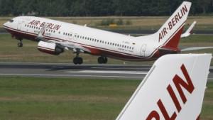 Air Berlin schließt erstmals Tarifverträge