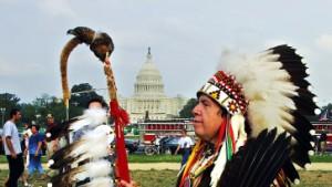 Historische Einigung mit Indianern