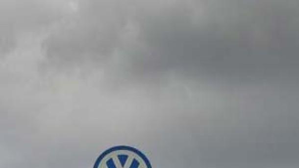 Medien: Mehr als 10.000 Arbeitsplätze bei VW in Gefahr