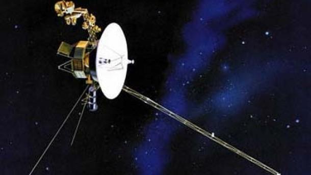 """""""Voyager 1"""" erreicht Grenze des Sonnensystems"""