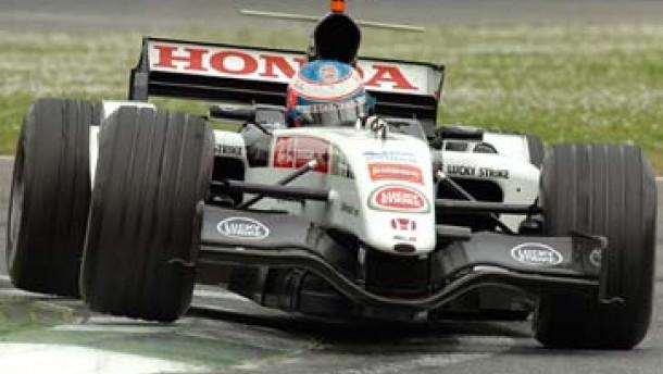BAR-Honda für zwei Rennen ausgeschlossen