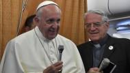 Papst fordert Kreativität und Erneuerung für EU