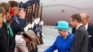 Die Queen ist da!