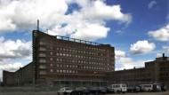 Bleiben die Nordfassade und die Anbauten erhalten?