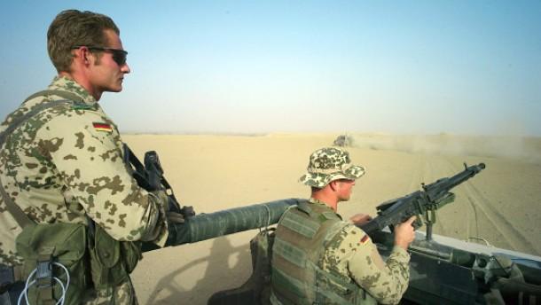 Brief Nach Afghanistan : Bundeswehreinsatz deutschland schickt mehr soldaten nach
