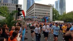 Startschuss zum größten Stadtlauf der Welt