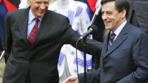 Sarkozy ernennt Fillon zum Premierminister