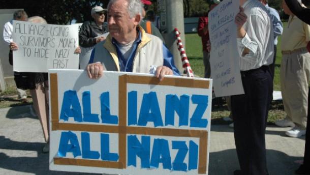 Holocaust-Vergangenheit lässt Allianz in Amerika nicht los