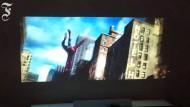 Sonys Sideboard-Beamer