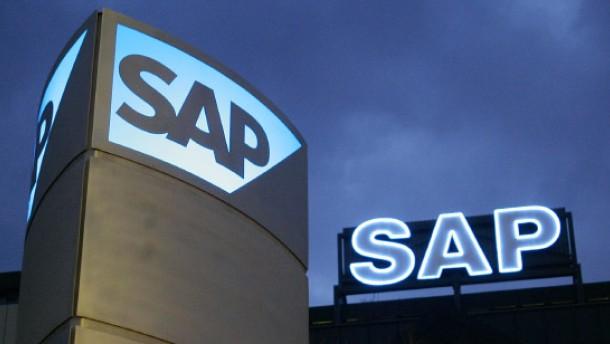 SAP bricht das Geschäft mit dem Mittelstand ein