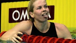 Britta Steffen darf nicht träumen