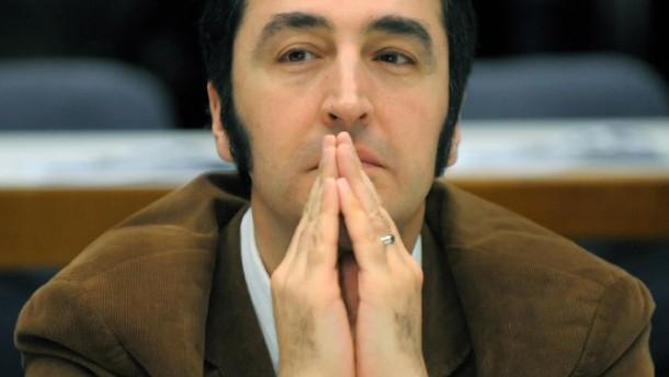 Zweifache Demütigung für Cem Özdemir