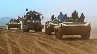 Gefährlicher Sturm auf West-Mossul