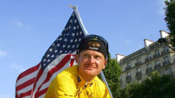 Landis gestrichen - Pereiro neuer Toursieger 2006