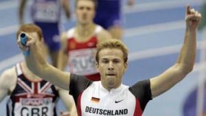 Deutsche Staffel disqualifiziert