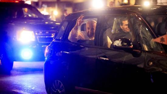 Papst-Fiat unterm Hammer