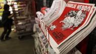 Der unverhoffte Geldzufluss bringt Unruhe in die Redaktion von Charlie Hebdo