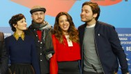 Berlinale-Jury stellt sich vor