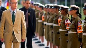 De Maizière: UN-Mission für Israel unwahrscheinlich