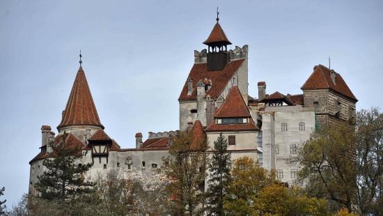Eine Nacht im Schloss Dracula