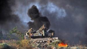 Saakaschwili hält neuen Krieg für möglich
