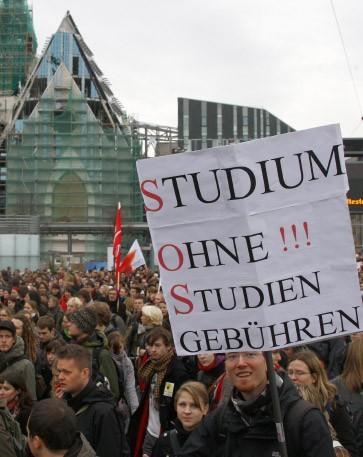 Bologna reform die studierenden sind furchtbar for Innendesign studium berlin