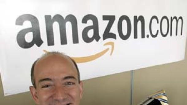 Amazon reiht sich bei den Verlierern ein