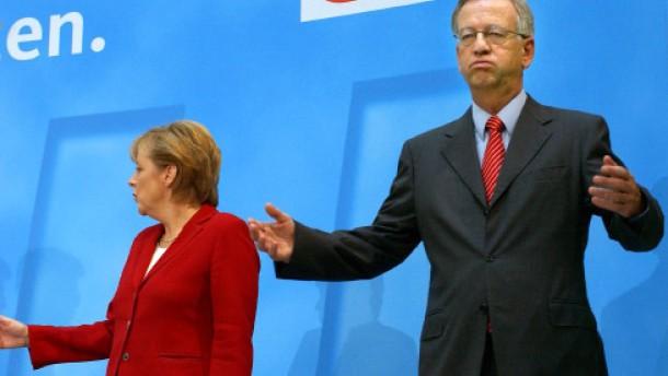 Merkel hat genug von Pierer